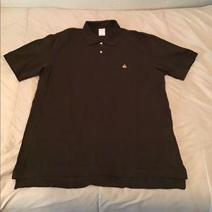 Brooks Brothers polo shirt men's large